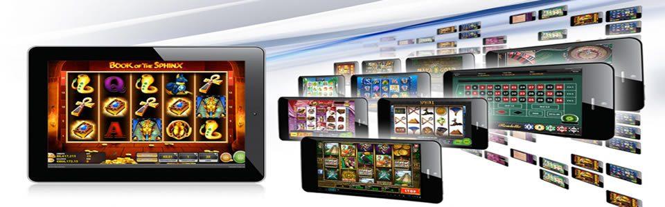 モバイルでオンラインカジノ